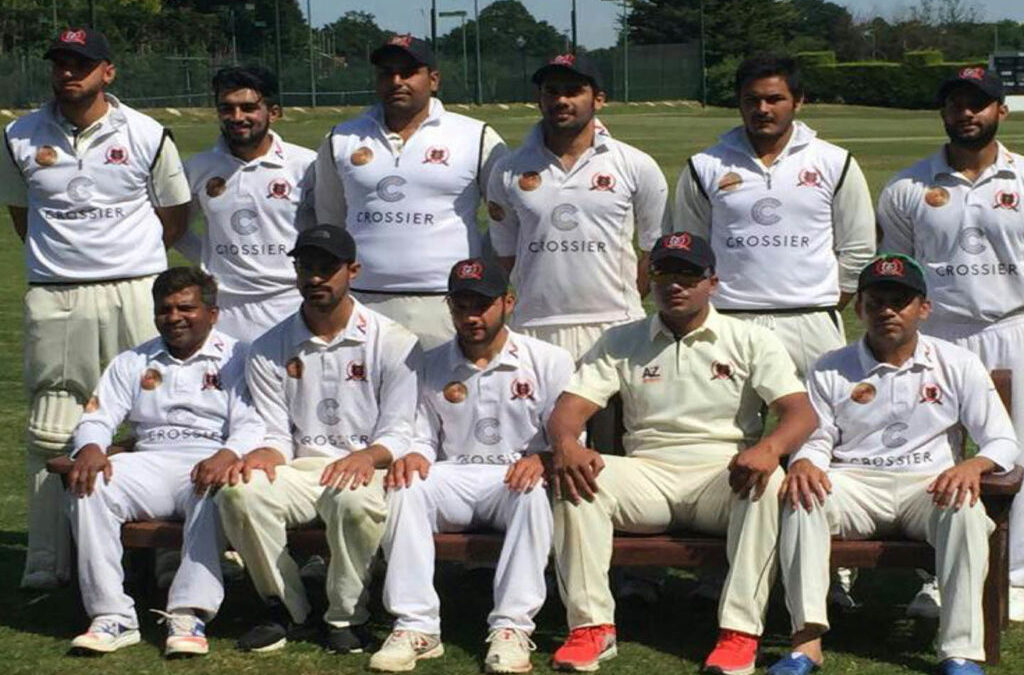 Middlesex County League T20 Champions 2018