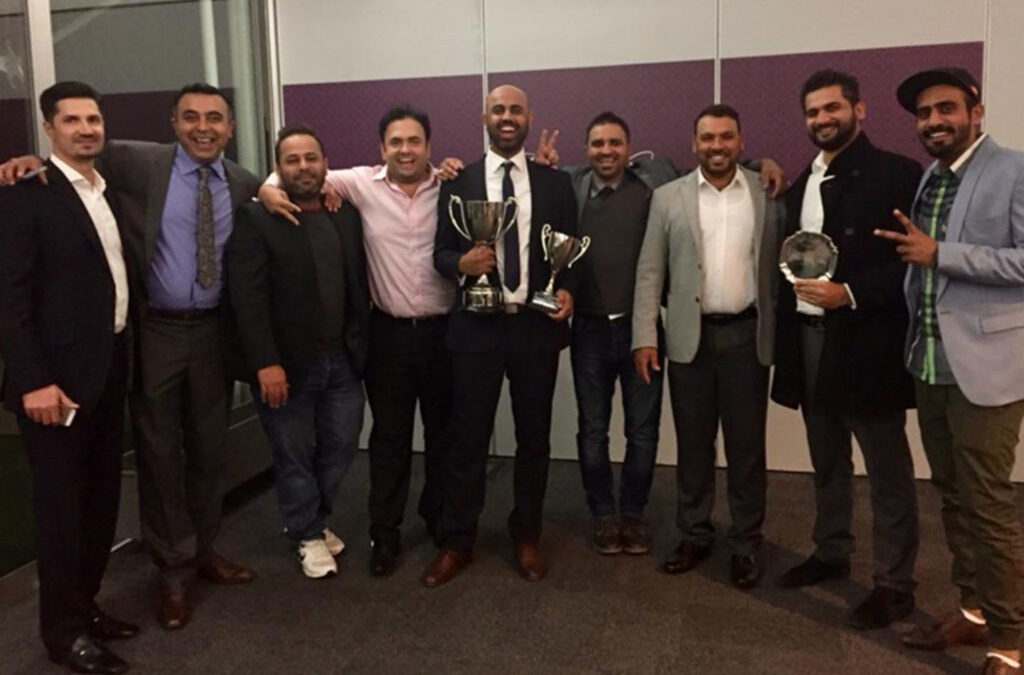 MCCL Champions 2018 & promoted to Division 1